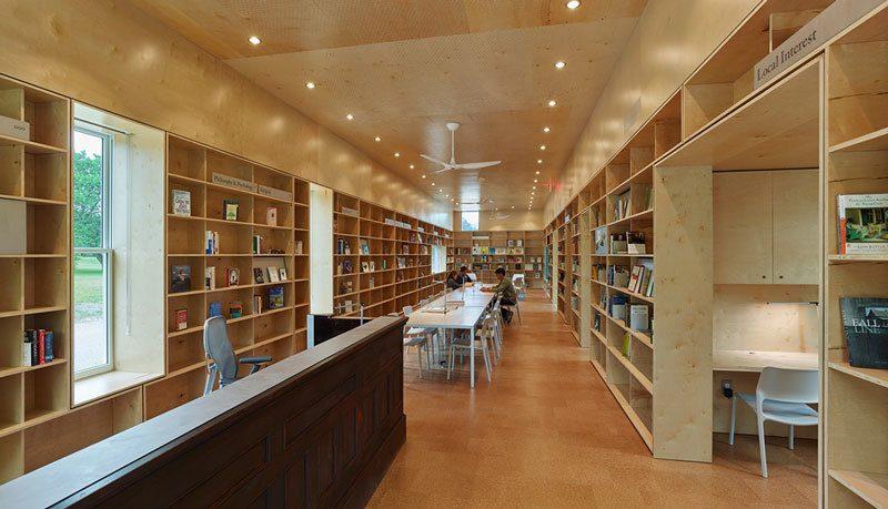 Библиотека Ньюберна