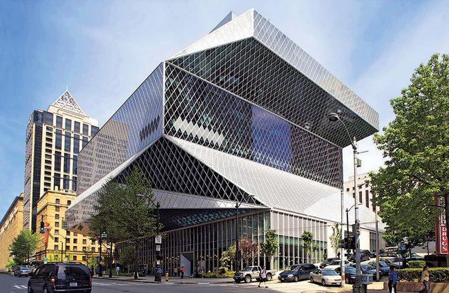 Публичная библиотека, Сиэттл