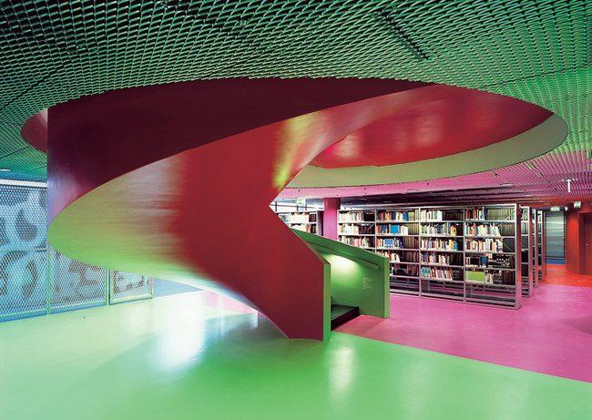 Библиотека IKMZ, Коттбус