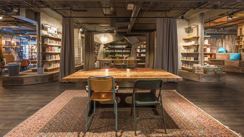 Библиотека Deichman Stovner
