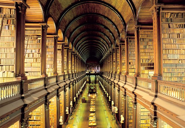 Колледж Троицы, Дублин