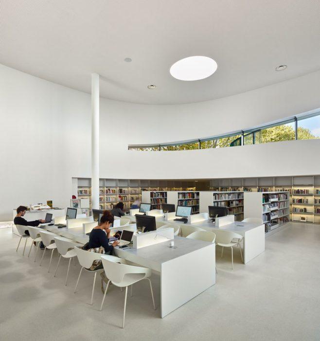 Публичная библиотека Тьонвиля